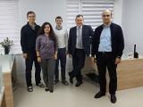Переезд таганрогского подразделения в новый офис